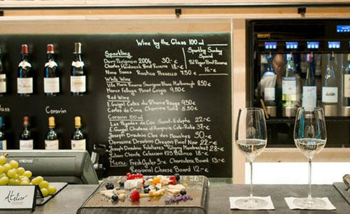 KI _ Hotel _ Cathedral _ Square _ Atelier _ Wine _ Boutique _ Tasting _ Bar