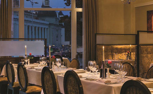 KI _ Hotel _ Cathedral _ Square _ Restaurant _ Telegrafas