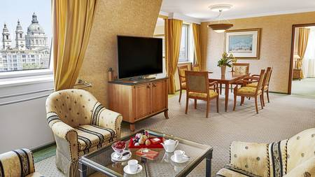 Corvinus Suite Collection | Budapest | Kempinski Hotel Corvinus