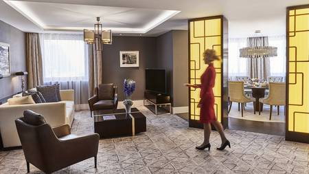 Corvinus Suite Collection - Suite 730 | Kempinski Hotel Corvinus Budapest