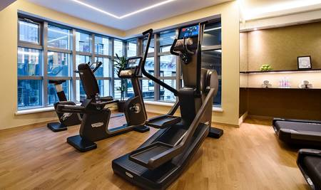 Fitness | Kempinski The Spa | Budapest