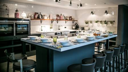 The Kitchen - Meeting Venue | Kempinski Hotel Corvinus Budapest
