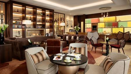The Living Room (Café) - Kempinski Hotel Corvinus Budapest