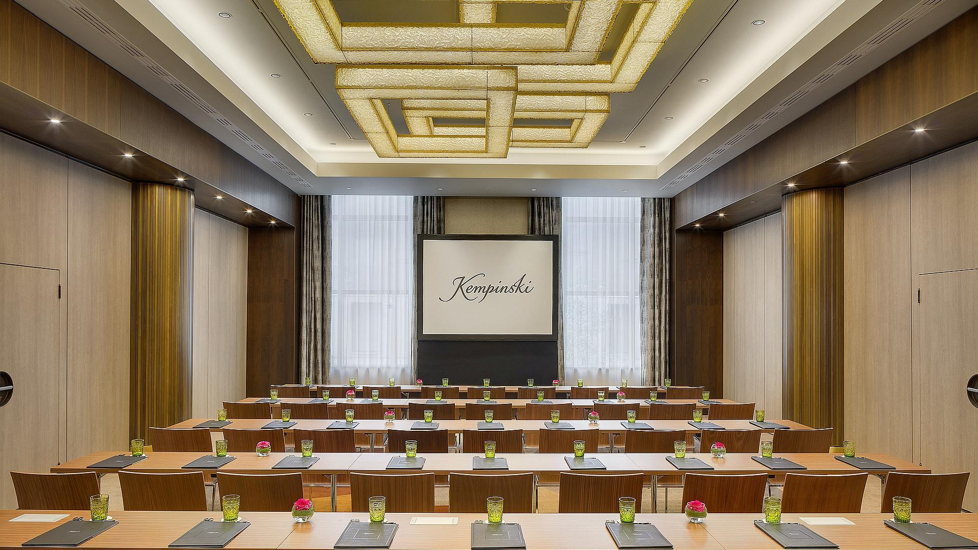 Room Nine | Meeting Venue Kempinski Hotel Budapest