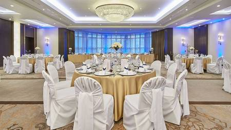 The Grand Room - Event Venue | Kempinski Hotel Corvinus Budapest