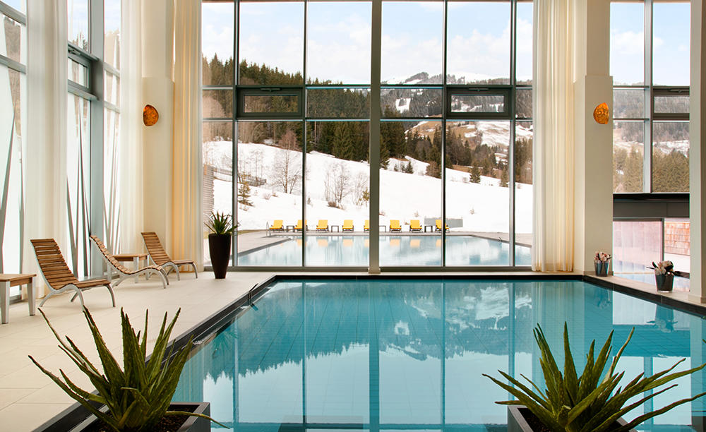 5_KI_Hotel Das Tirol_Indoor Pool Winter