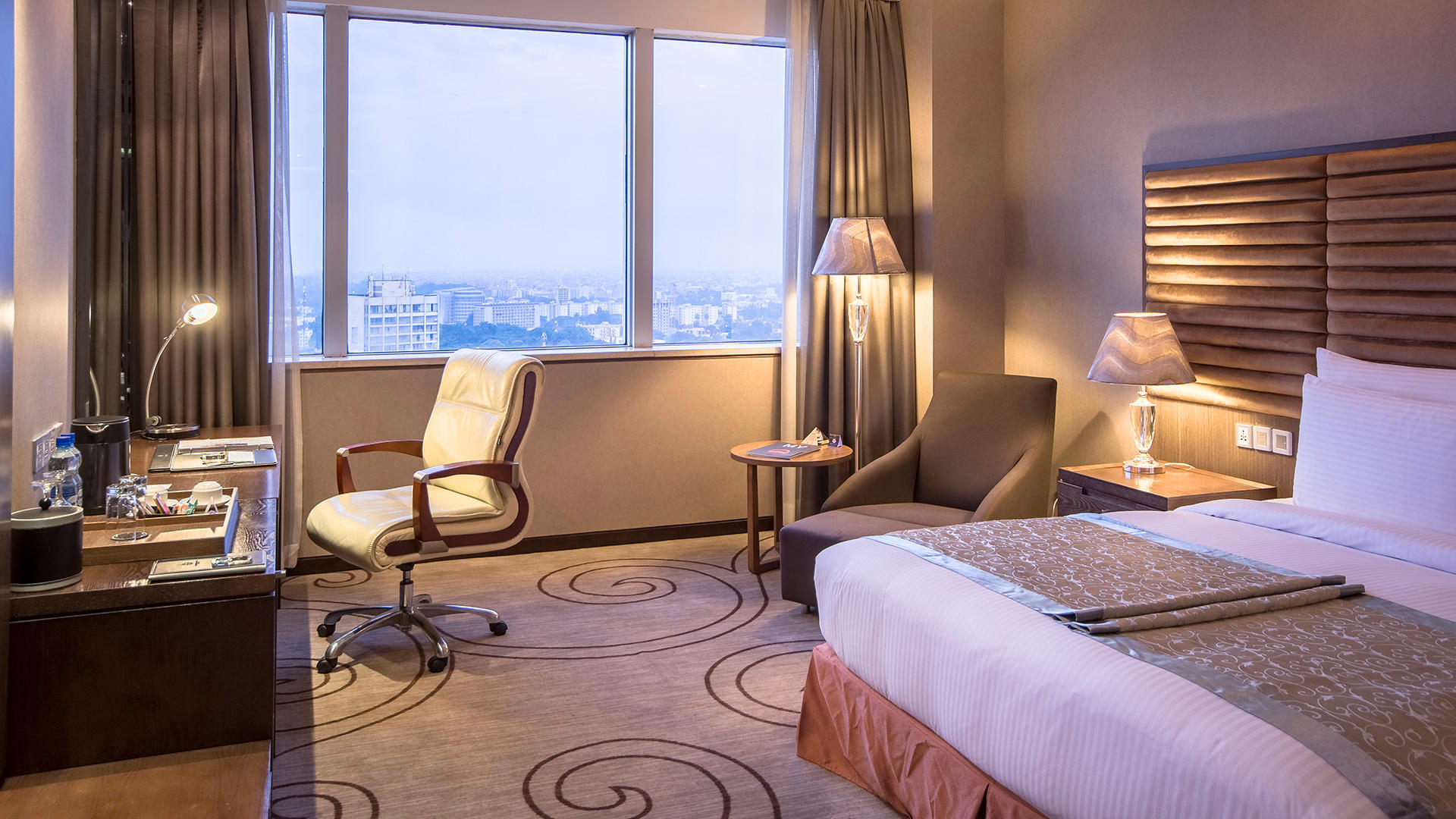 Executive Deluxe Room View