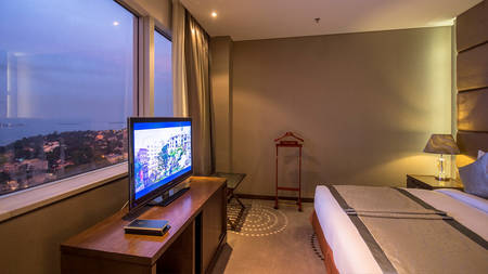 Suite Executive Room View
