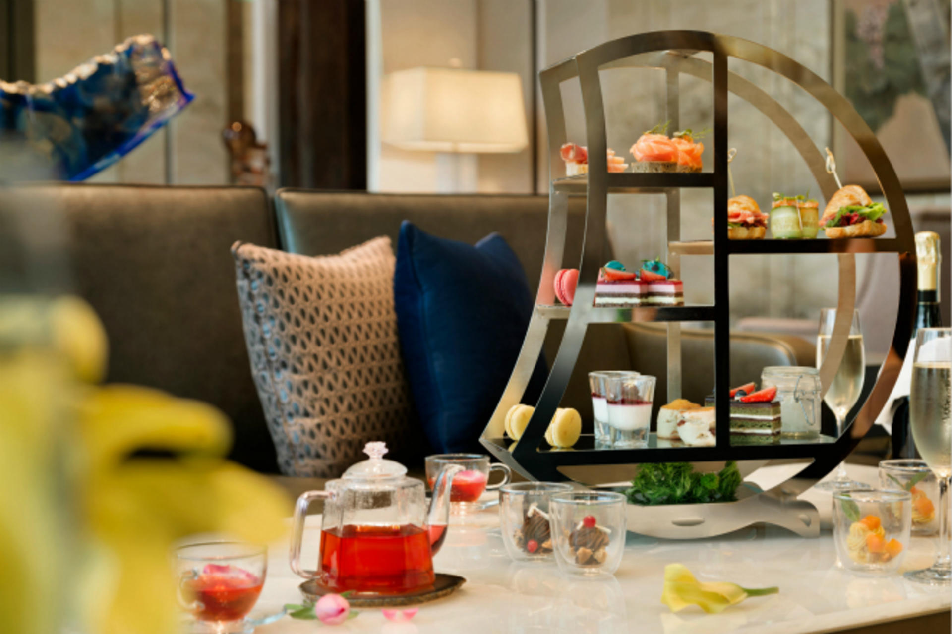 Afternoon Tea at Executive Lounge for Two