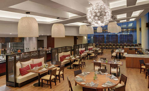 KI _ Hotel _ Gold _ Küste _ City _ Papillion _ Restaurant