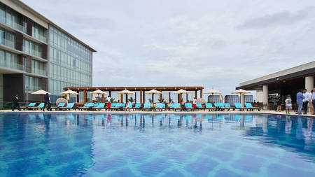 KempinskiGoldCoast _ Pool