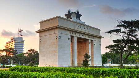The City Kwame Nkrumah Built - Local Experience