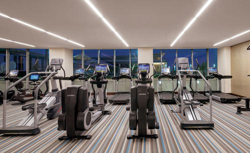 KI _ HotelGold _ Coast _ City _ Gym