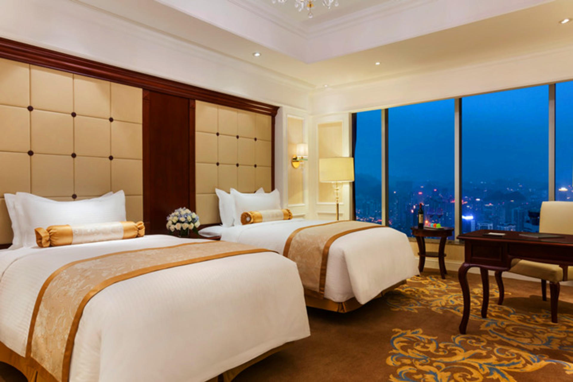 Executive Deluxe-Kempinski Guiyang Rooms
