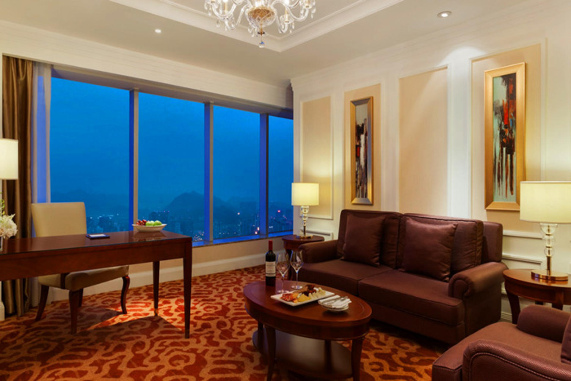 Panorama Suite - Kempinski Guiyang Rooms