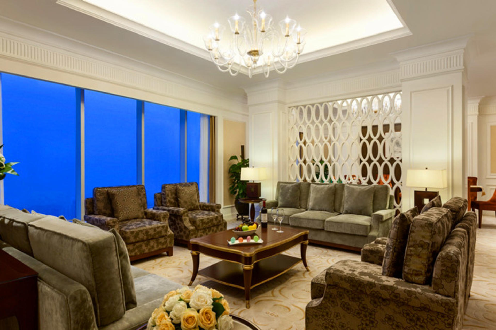 Presidential Suite- Kempinski Guiyang Rooms