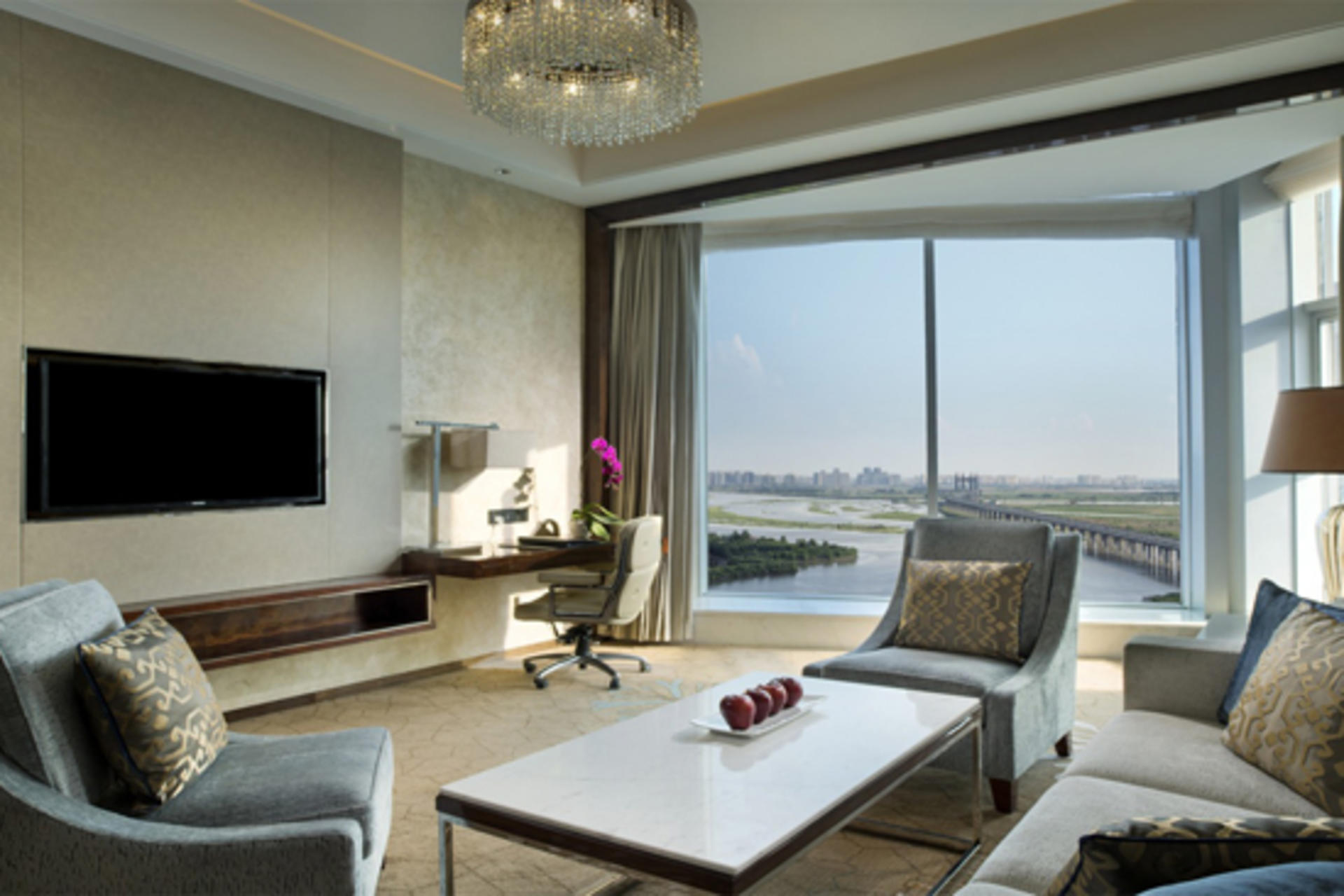 Kempinski_Harbin_Executive_Suite