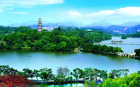 Kempinski Hotel Huizhou_Enjoy The West Lake