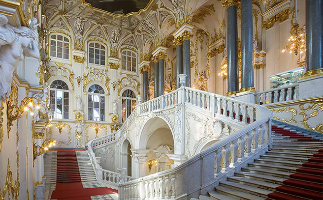 vip entry tickets to the hermitage museum for two persons