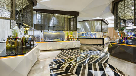 Kempinski Hotel Muscat_The Kitchen Restaurant