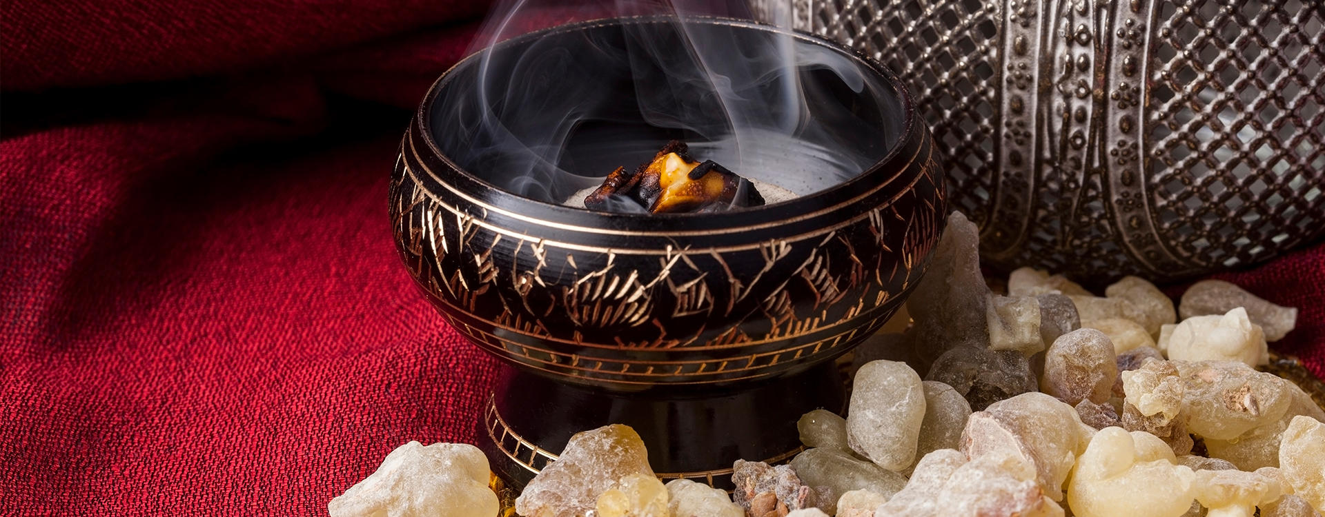 Frankincense Trail Spa Retreat