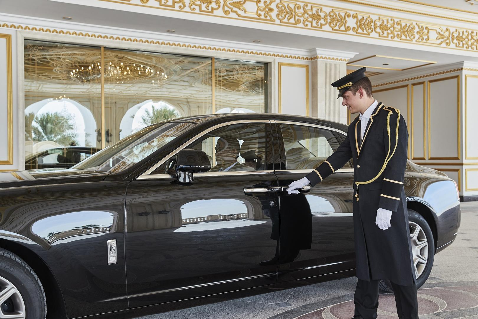 LIMOUSINE TRANSFER SERVICE( AIRPORT)
