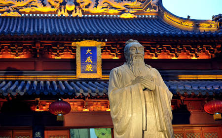 Qinhuai Heritage Story-The Confucius Temple