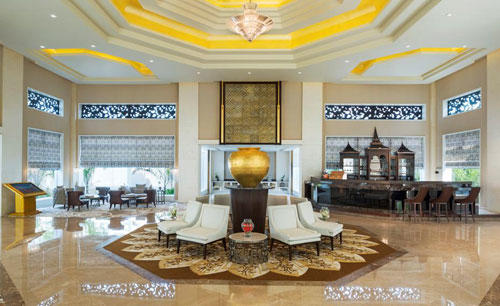 KI _ Hotel _ Nay _ Pyi _ Taw _ Pinya _ Executive _ Lounge