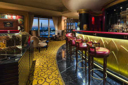 Kempinski Nile Hotel _ Jazz Bar