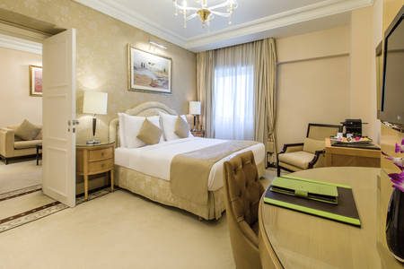 Kempinski Nile Hotel - Madina Junior Suite