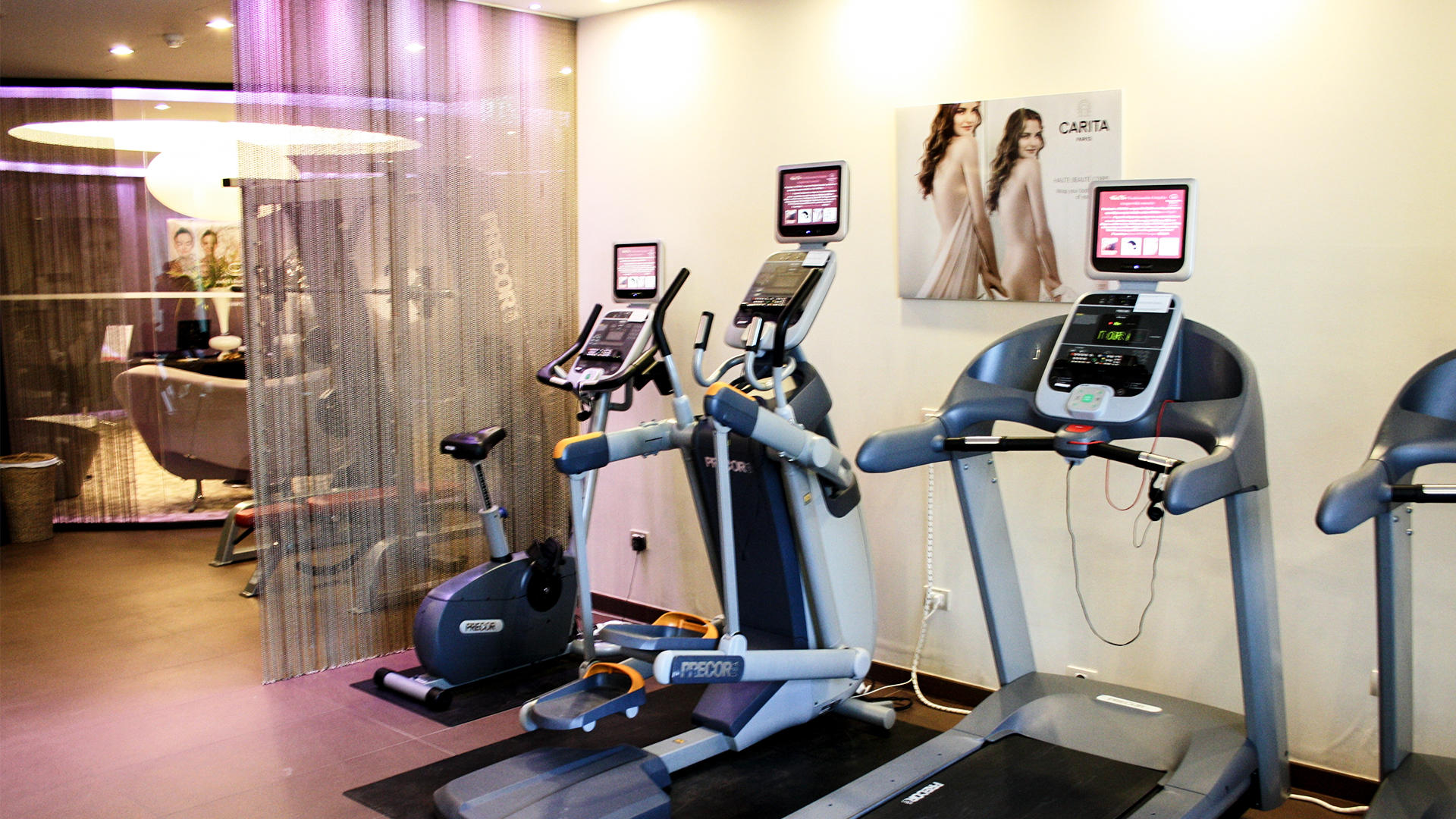 Fitness-Center Kempinski Palace Portoroz