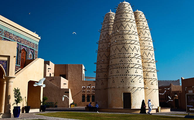 Kempinski-Residences&Suites_Doha_EXPERIENCE-KATARA,-THE-CULTURAL-VILLAGE-OF- 卡塔尔