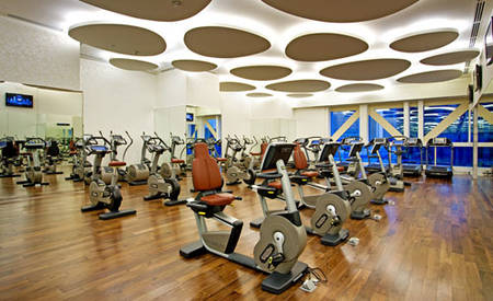 KI_Residences_ & _Suites_Doha_Gym