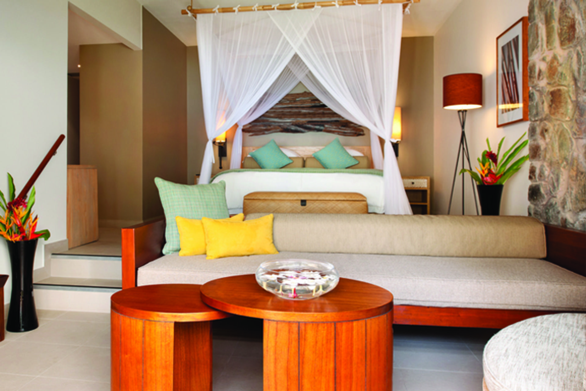 Sea View Room | Kempinski Seychelles Resort