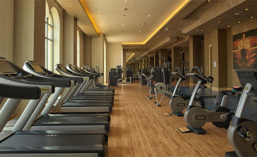 KI _ Marsa _ Malaz _ Kempinski _ The _ Pearl _ Gym