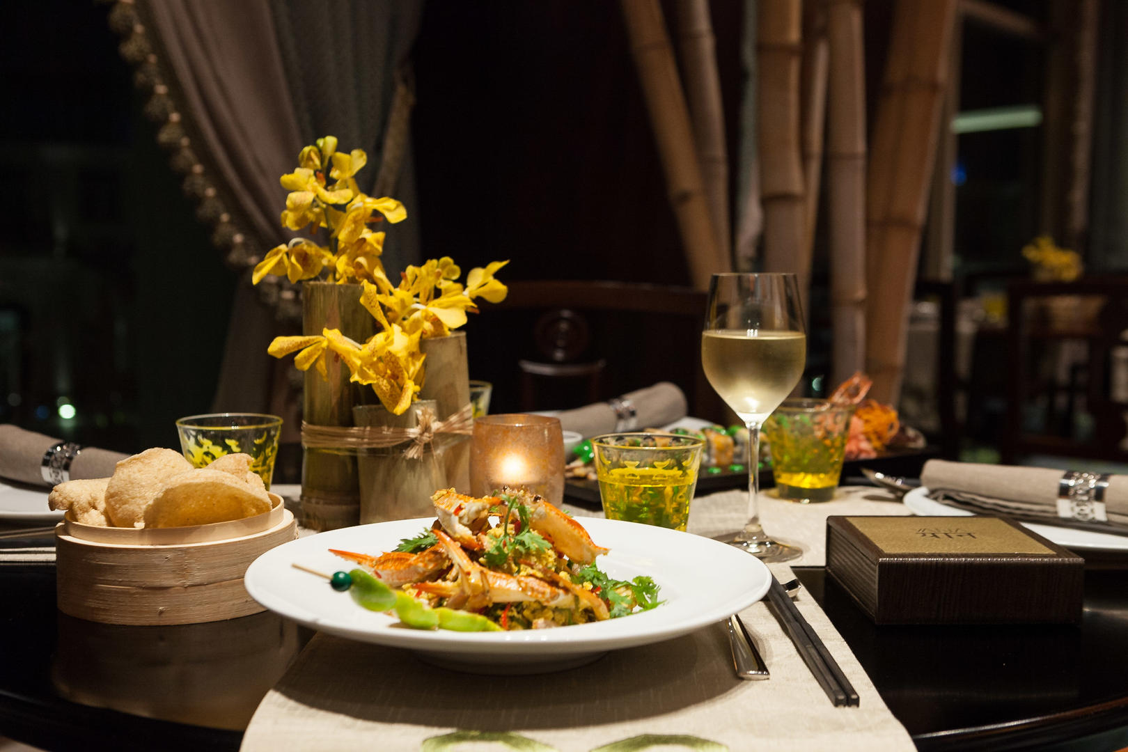 An Authentic Thai Dinner at Yana1