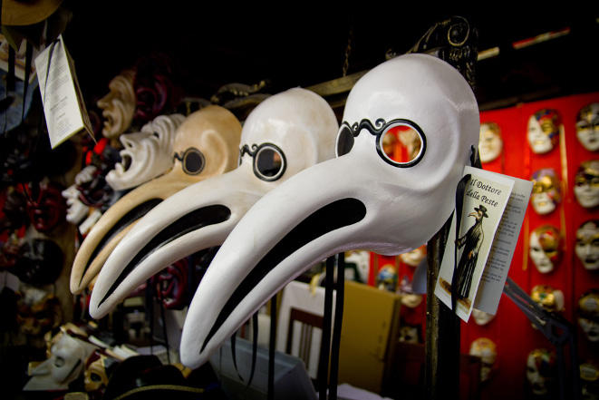 Craft your own carneval mask