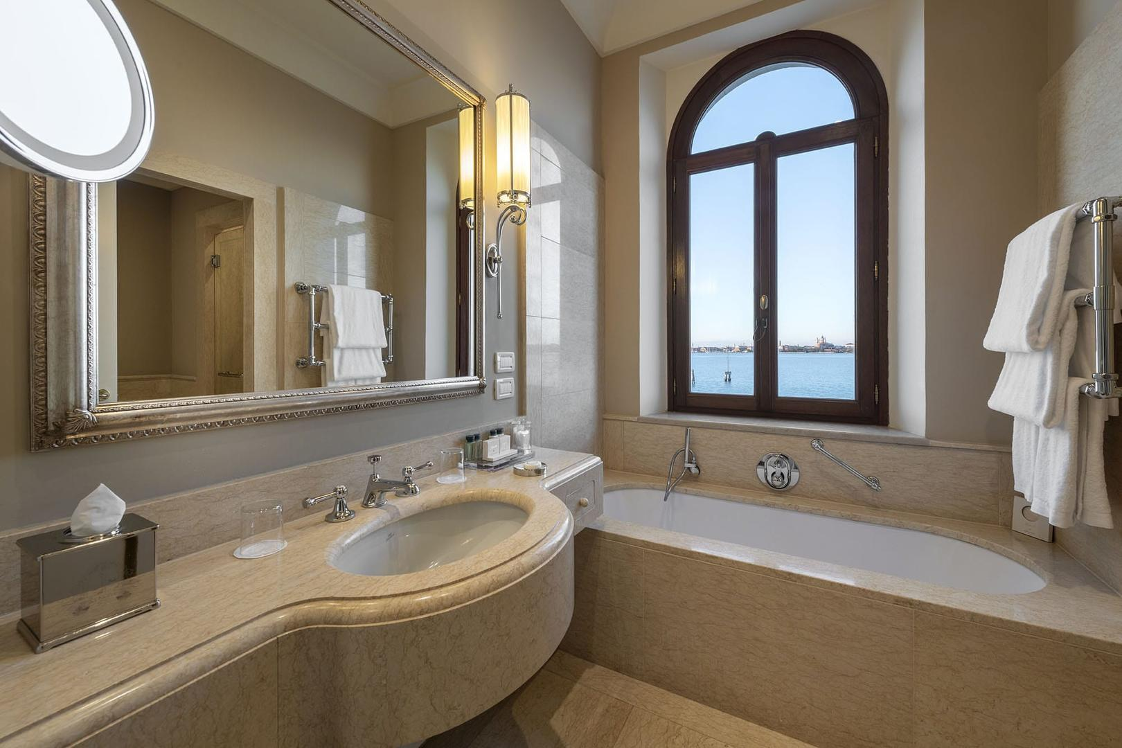Lagune suite _Bathroom