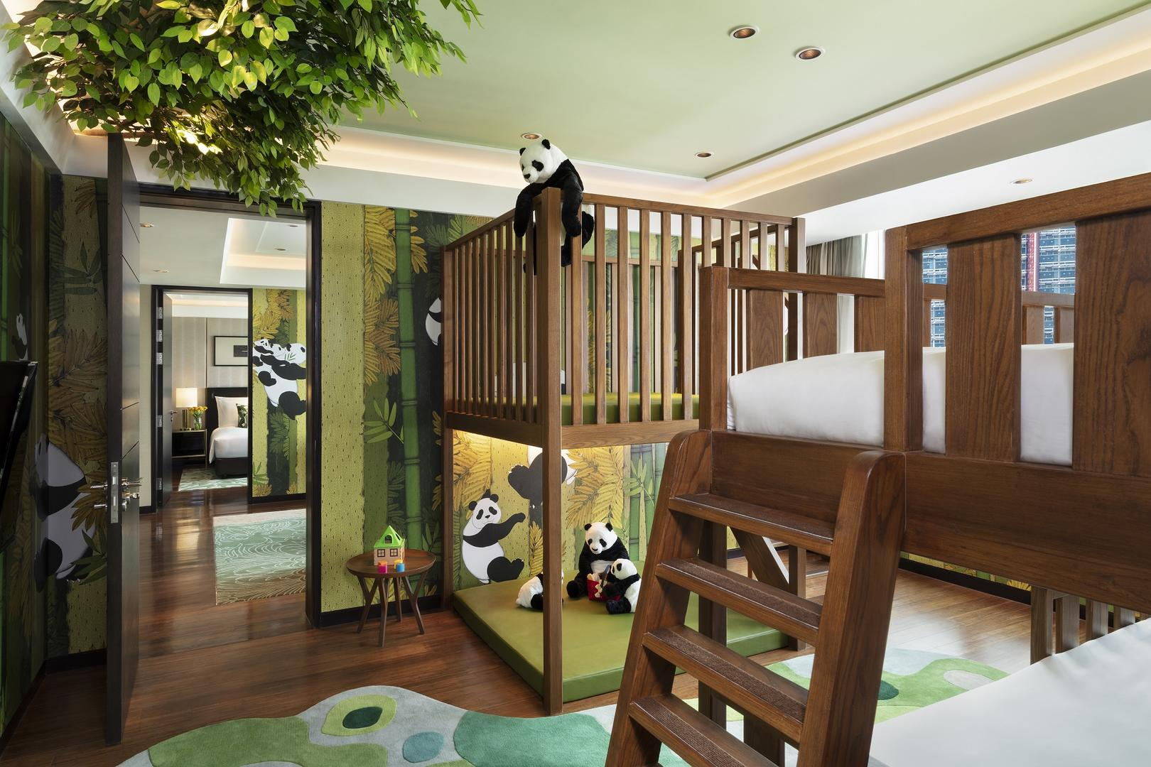 Two Bedroom Themed Family Suite