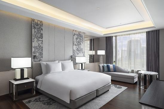 Grand Executive suite Schlafzimmer