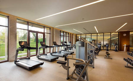 KI _ Yanqi _ Hotel _ Managed _ by _ Kempinski _ Gym