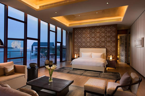 Yanqi_Hotel_managed_by_ Kempinski _Yanqi_Lake_ suite