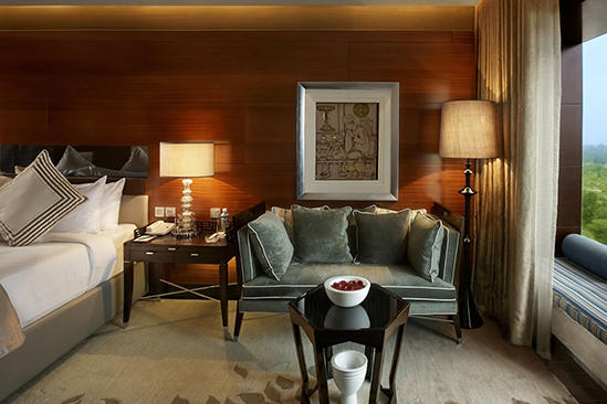 Leela _ Gurgaon _ Royal _ Club _ Room