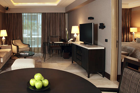 Leela _ Gurgaon _ Two _ Bedroom _ Hall _ Kitchen _ Residence