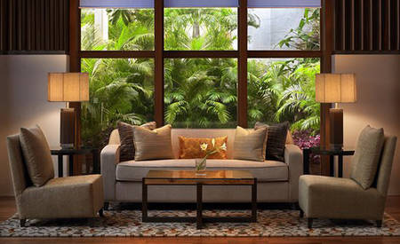 The _ Leela _ Mumbai _ The _ Lobby _ Lounge