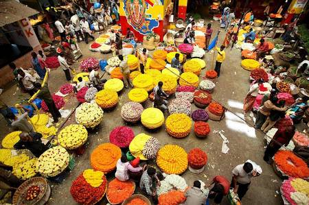 Bengaluru through its markets- The Pete walk