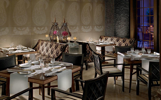 Gourmet Indulgence at our Indian Specialty restaurant - Jamavar