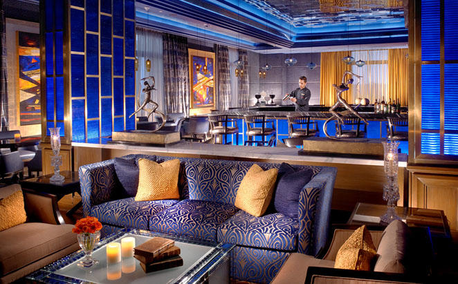 Unwind with Cocktails and Canapes at Library Blu