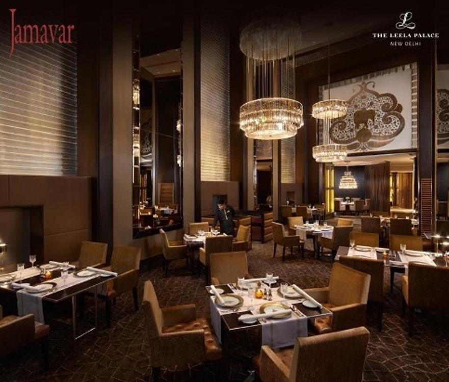 Relish A 5 Course Dinner At Jamavar For 2 Person