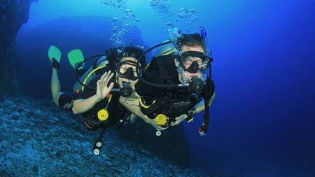 Experience The Underwater Marvels (SCUBA)